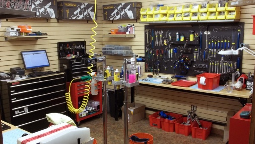 Shockspital - Local and mail-in MTB suspension service